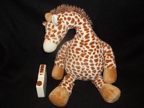 Gentle Giraffe Plush Toy