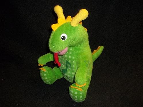 Baby Einstein Musical Dragon Toy Green Yellow