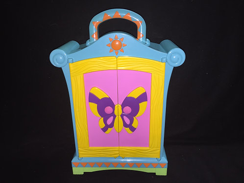 Dora Dress-Up Armoire wardrobe