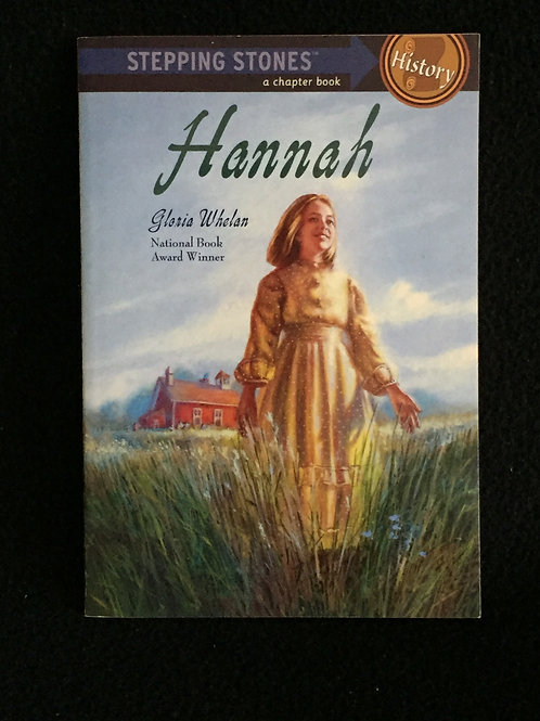 Hannah (Stepping Stone, paper) Paperback