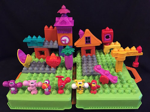 Fisher Price Pop-Onz Build 'n Go Village