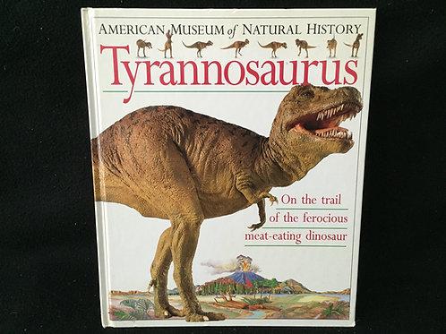 American Museum of Natural History Tyrannosaurus (
