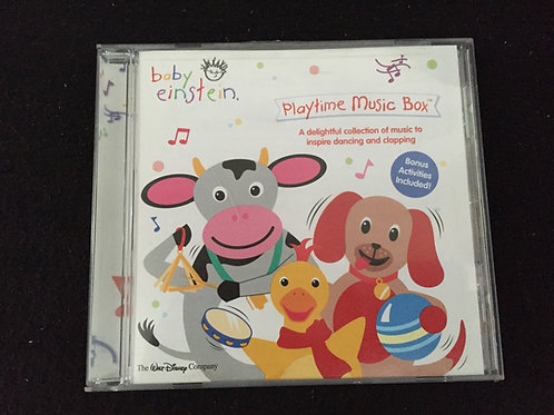 Baby Einstein CD Playtime Music Box CD