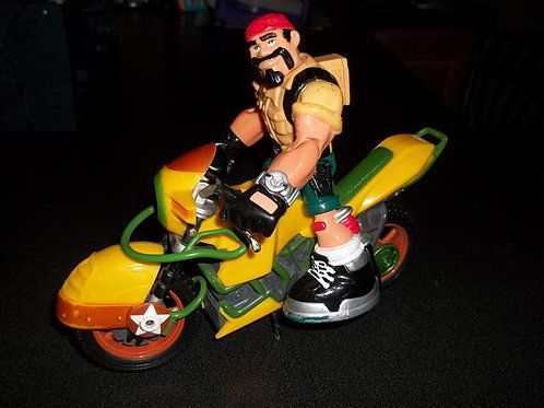 Woodsman Rescue Hero Action Figure
