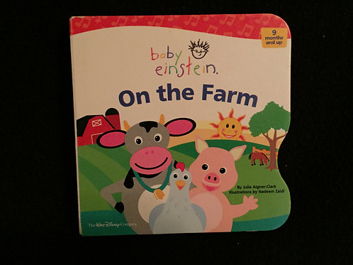 On the Farm (Baby Einstein, mini board book) Board