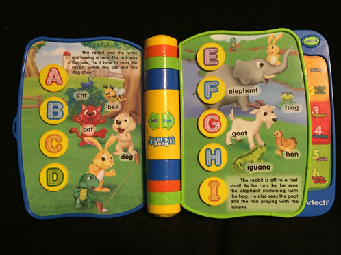1500 vtech write and learn letter book introduce your child to a phonics and handwriting teacher disguised as a storybook