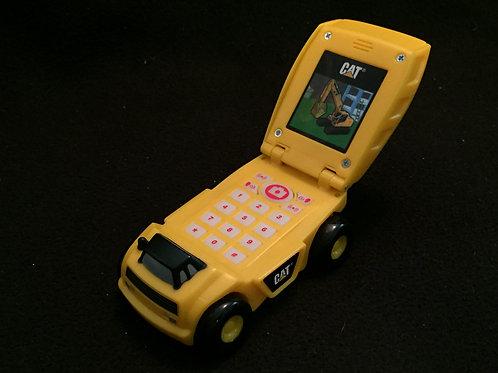 Caterpillar CAT Talkin' Truck Cell Phone