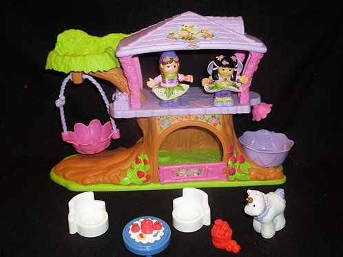 Fisher-Price Little People Fairy Treehouse
