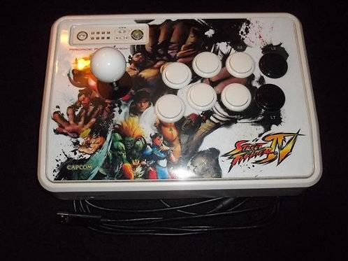 Street Fighter IV FightStick controller