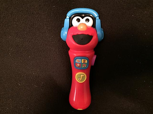 Elmo's Sing N' Giggle Microphone