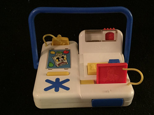 Disney Mickey and Friends Infant crib toy-Register