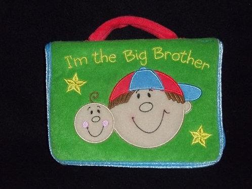 Baby Gund Photo Album-Big brother