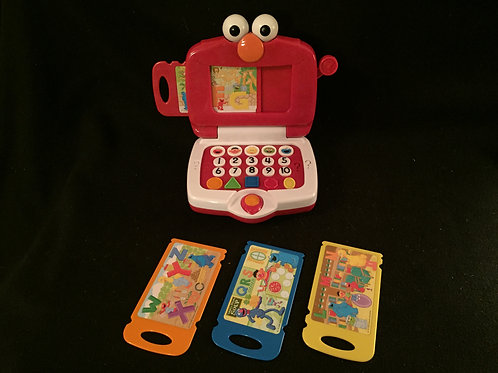 Sesame Street Elmo's Learning Fun Laptop