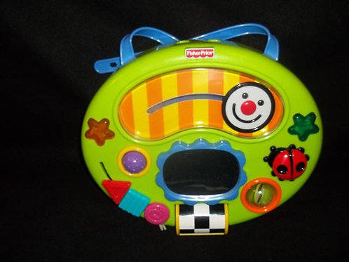 Fisher Price Miracles & Milestone Track & Play Cen