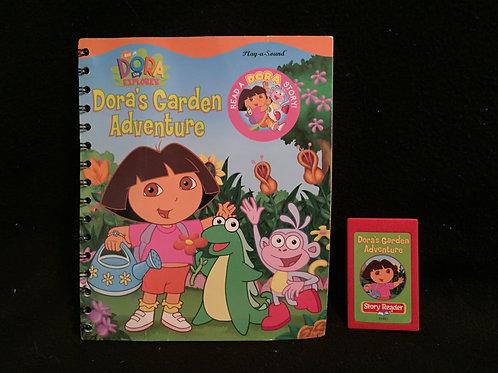 $5.00 Story Reader Book and Cartridge – Dora