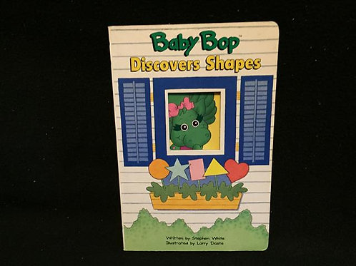 Baby Bop Discovers Shapes Board book