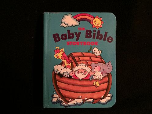 Baby Bible Storybook Board book
