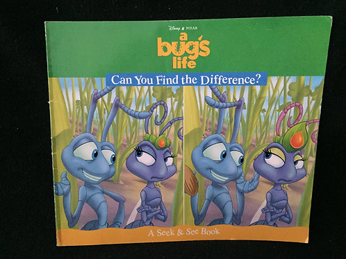 A Bug's Life: Can You Find the Difference?