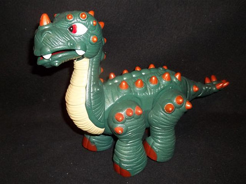 Imaginext Spike Jr. the Ultra Dinosaur