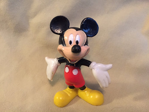 """Mickey Mouse Figure /Cake topper 2"""""""