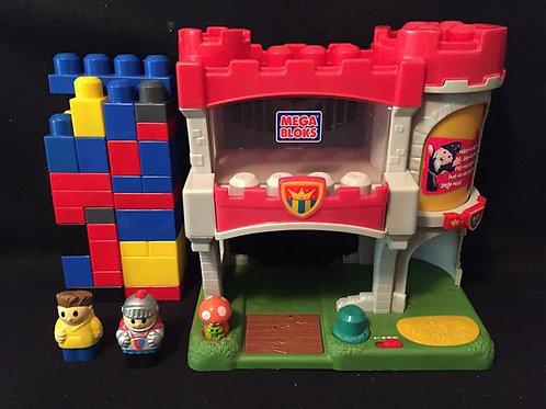 Mega Blok First Builders Castle