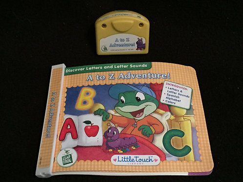 Leapfrog Baby Little Touch LeapPad A to Z