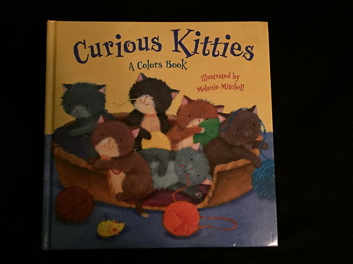 Curious Kitties: A Color Book Hardcover