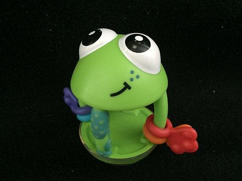 Flip Flop Frog Rattle