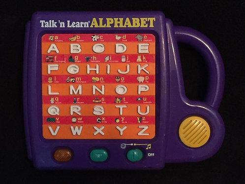 Scientific Toys Talk N Learn Alphabet