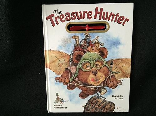 The Treasure Hunter (Propeller Book)