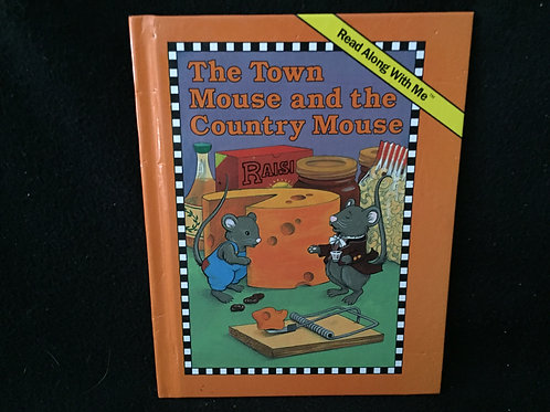 The Town Mouse and the Country Mouse (Read along w