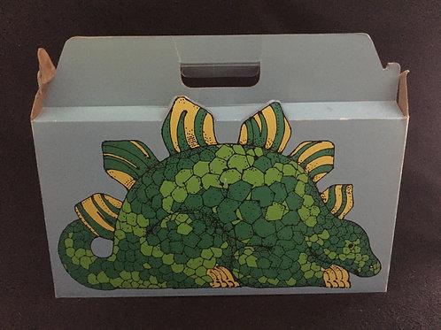 Stegosaurus Shaped Dinosaur Floor Puzzle