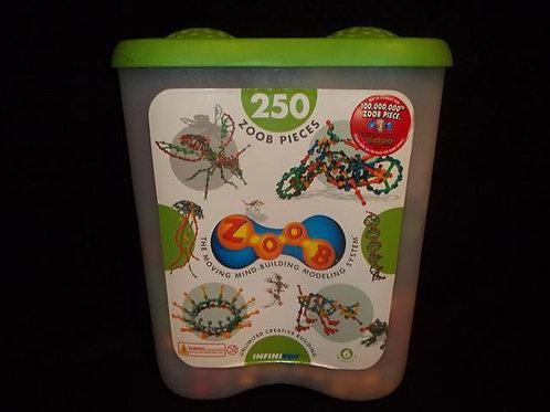 ZOOB Building Set, 250 pieces