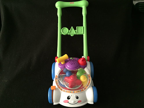 Fisher Price Laugh & Learn Learning Mower