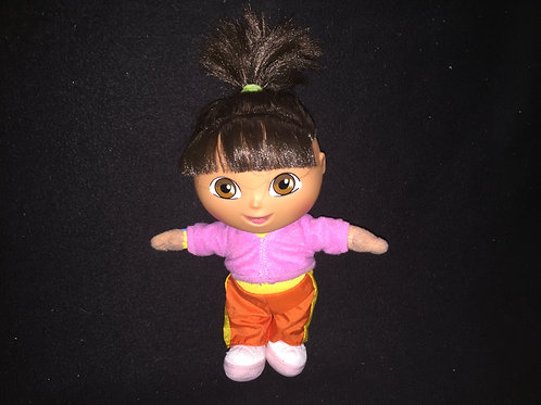 Talking Dora Surprise is a 10""