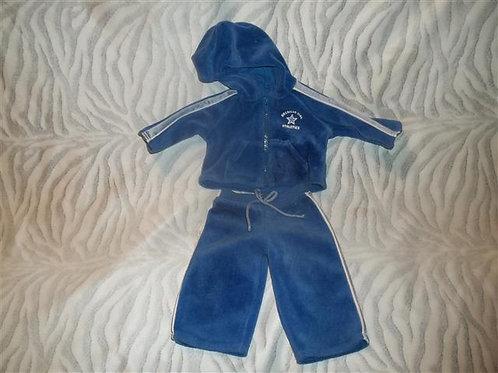 American girl Velour Sweat Suit released 2000