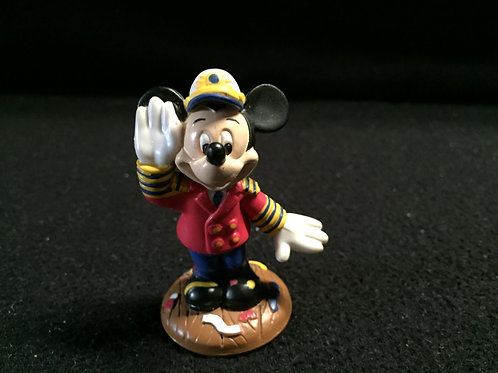 Disney Mickey Mouse Figure #203 2.5""