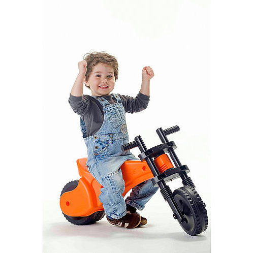 YBike Balance Bike - Orange - YBIK001
