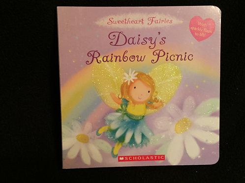 Daisy's Rainbow Picnic Lift the Flap Board book