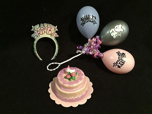 Birthday Party Accessories-released in 2003