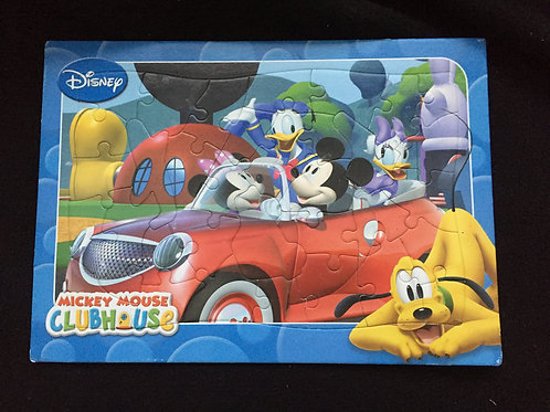 Disney Mickey Mouse Clubhouse tray puzzle