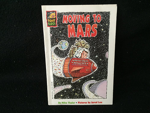 Moving to Mars -Soft cover