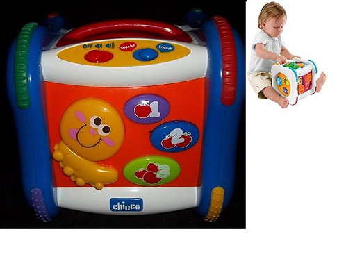 Chicco Bi-Lingual Talking Cube