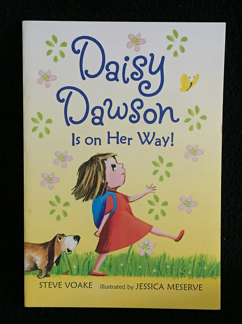 Daisy Dawson Is on Her Way! Paperback