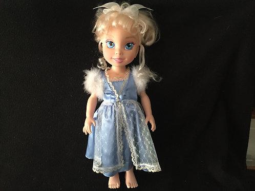 Disney Princess Toddler Doll -Cinderella