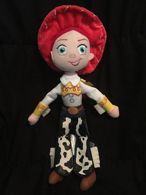 Jessie Plush - Mini Bean Bag - 11'' - Toy Story