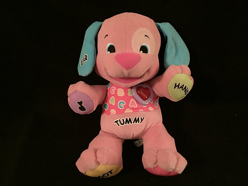 Fisher-Price Laugh & Learn- Love to Play Puppy #2