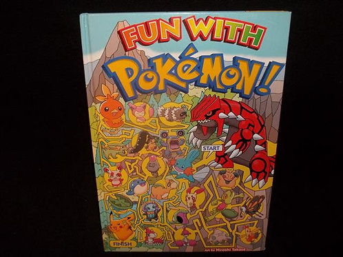 Fun With Pokémon (HARD COVER)