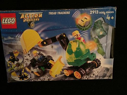 LEGO Action Wheelers 2913