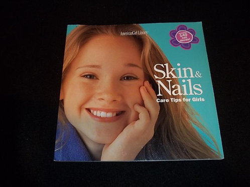 Skin and Nails: Care Tips for Girls American Girl